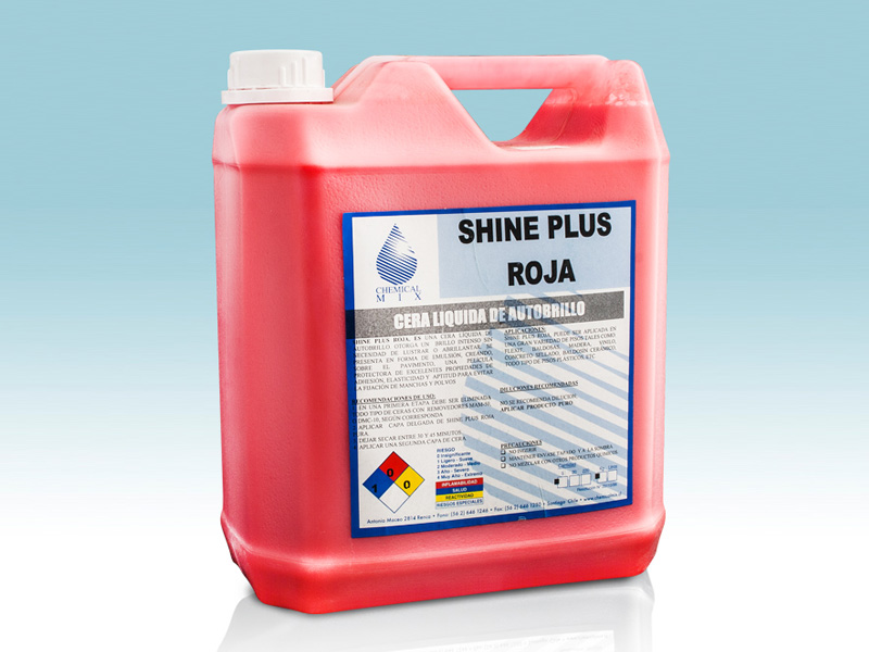 SHINE-PLUS-ROJA